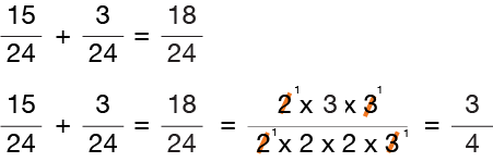 Reducing Fractions | Help With Fractions